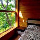 Мини-отель двухместный номер панорамное окно